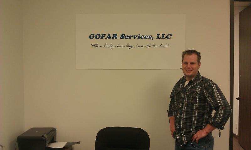 Brian Gillespie, GOFAR Services, LLC CEO